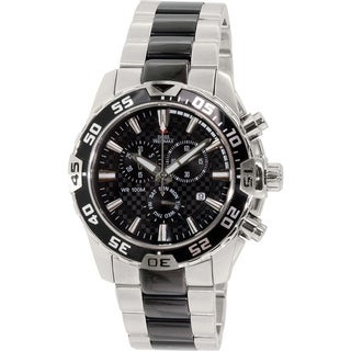 Swiss Precimax Men's Formula-7 Pro Two-tone Chronograph Watch