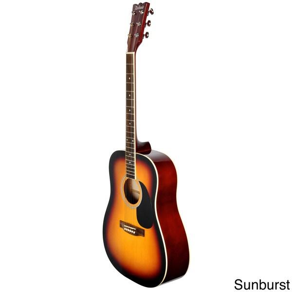 Kashmir Dreadnought Acoustic Guitar