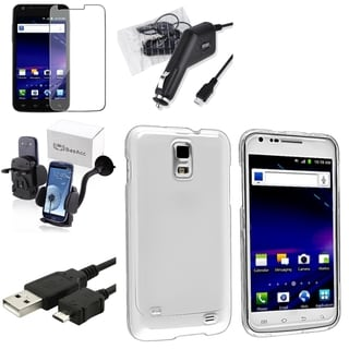 BasAcc Case/ Protector/ Charger/ Holder for Samsung Skyrocket i727