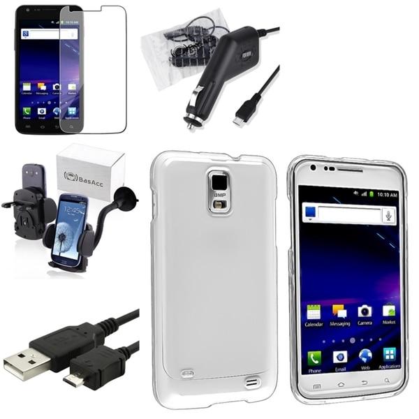 BasAcc Case/ Protector/ Charger/ Holder for Samsung Skyrocket i727