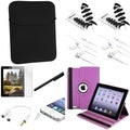 BasAcc BasAcc Case/ Headset/ Splitter/ Sleeve/ Protector for Apple iPad 2/ 3/ 4