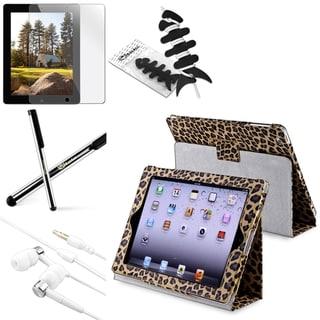 BasAcc BasAcc Case/ Protector/ Headset/ Stylus/ Wrap for Apple iPad 2/ 3/ 4