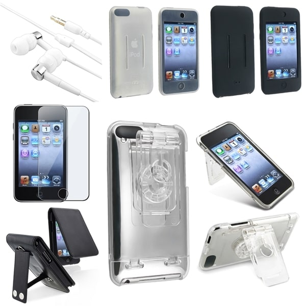 BasAcc Headset/ Case/ Protector for Apple iPod Touch Generation 2/ 3