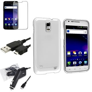 BasAcc Case/ Cable/ Charger for Samsung Galaxy S2 Skyrocket i727