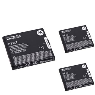 Motorola Droid 2 A955 Li-ion Battery (Pack of 3)