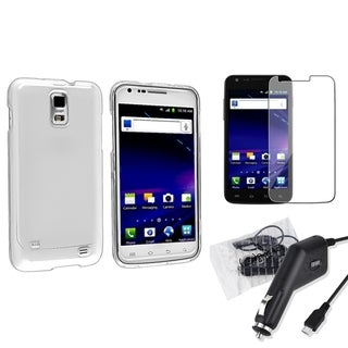 INSTEN Phone Case Cover/ Charger/ Protector for Samsung Galaxy S S2 Skyrocket i727