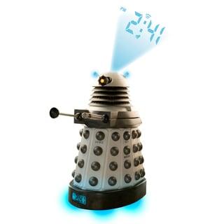 Doctor Who 'Dalek' Projector Alarm Clock