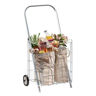 Homz 2-wheel Small Capacity Tote Cart