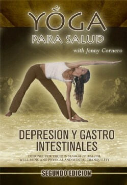 Yoga Para La Salud: Depresion Y Gastro Intestinales (DVD)