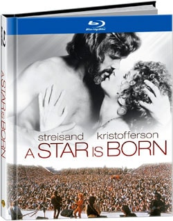 A Star is Born DigiBook (Blu-ray Disc)