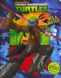 Teenage Mutant Ninja Turtles Mix & Match (Board book)
