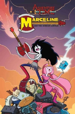 Adventure Time: Marceline and the Scream Queens (Paperback)