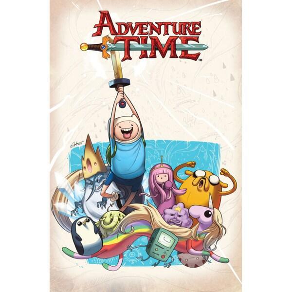 Adventure Time 3 (Paperback) 9999362