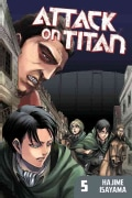 Attack on Titan 5 (Paperback)
