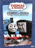 Thomas The Tank Engine: Steamies Vs. Diesels (DVD)