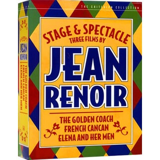 Stage and Spectacle: Three Films by Jean Renoir Box Set - Criterion Collection (DVD)