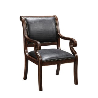 Creek Classics Embossed Accent Chair