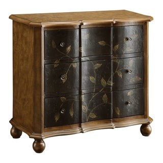 Creek Classics Canova Brown Accent Chest