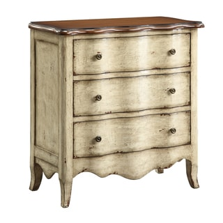 Creek Classics Callands Cream Accent Chest