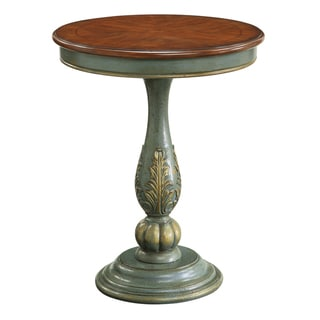Creek Classics Cadena Green Accent Table