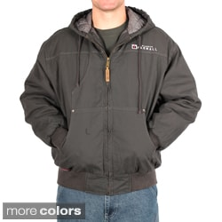 Farmall IH Men's Embroidered Bomber Jacket