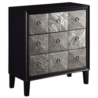 Creek Classics Pressed Tin Accent Chest