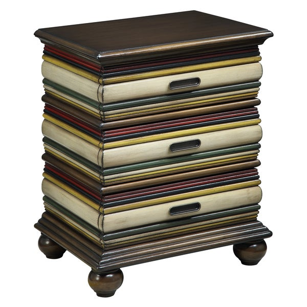 Creek Classics Stacked Accent Chest