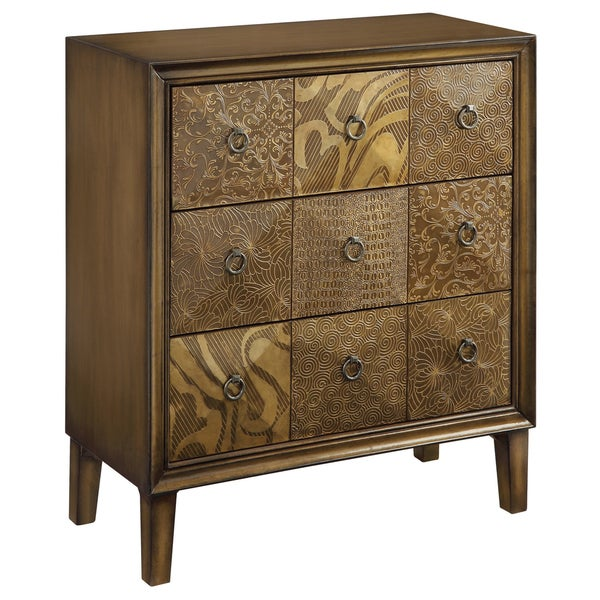 Creek Classics Paneled Accent Chest