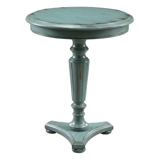 Creek Classics Weathered Accent Table