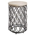 Creek Classics Driftwood Accent Table