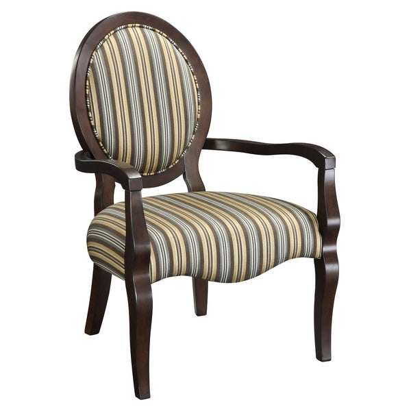 Creek Classics Banner Accent Chair