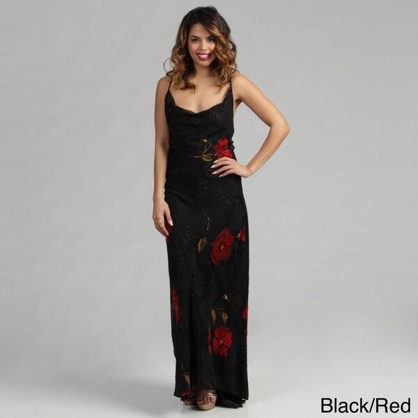 Issue New York Long Silk Dress