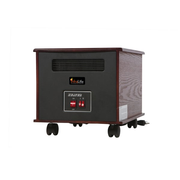 Infralife 100PTC Infrared Radiant Space Heater