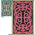 nuLOOM Handmade Marrakesh Fez Wool Rug