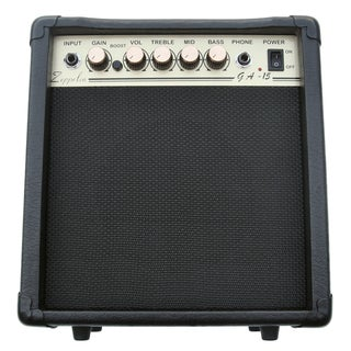 Electric Guitar 'Zeppelin' 15-watt Practice Amplifier