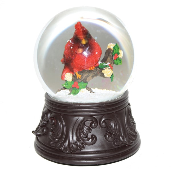 Good Tidings 'Cardinal' Water Globe