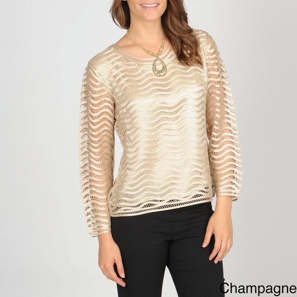 SoulMates Women's Hand Crafted Silk Top
