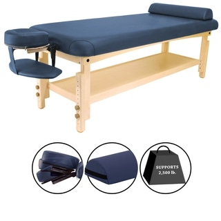 Master Massage 30-inch Laguna Stationary Massage Table