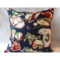 Ann Marie Lindsay 'Let the Game Begin' Decorative Pillow Cover