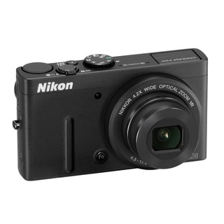 Nikon Coolpix P310 16.1MP Black Digital Camera