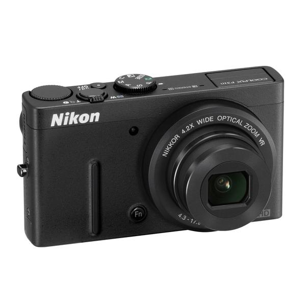 Nikon Coolpix P310 16.1MP Black Digital Camera