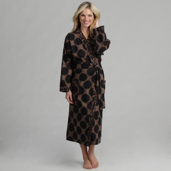 Cosmopolitan Women's Kimono Robe (Indonesia)