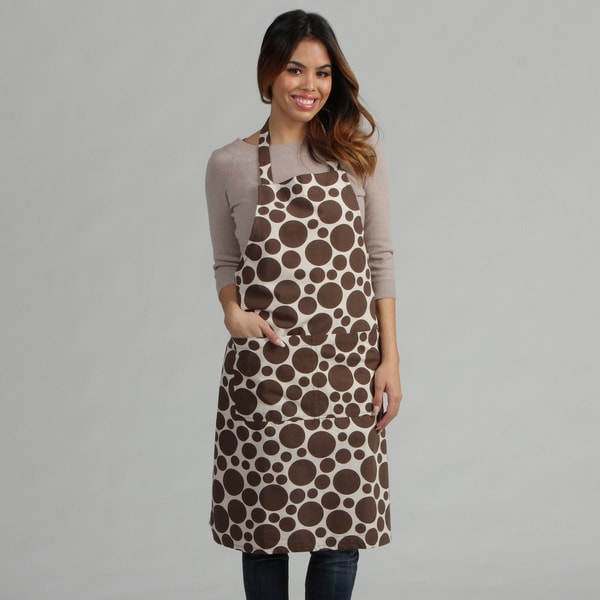 Brown Dots Apron (Indonesia)