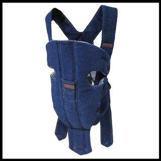 Baby Bjorn Original Denim XL Carrier