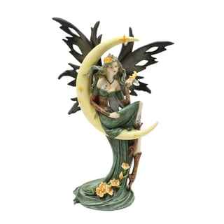 Crescent Moon Fairy Display