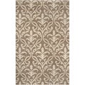 Hand tufted Devine Wool Rug