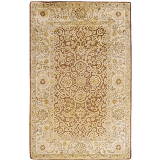 Hand-tufted Anaheim New Zealand Wool Rug
