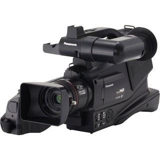 Panasonic AG-AC7 Shoulder-Mount AVCHD Digital Camcorder