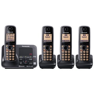 Panasonic KXTG7624 World Wide Voltage Phone System