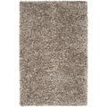 Hand-woven Belgrade New Zealand Wool Shag Rug